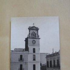 Postales: POSTAL. CAMPAÑA DE MELILLA. 1909. RELOJ DE LA PLAZA. . Lote 38108532