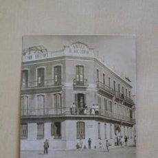 Postales: POSTAL. MELILLA. 1909. HOTEL RESTAURANTE REINA VICTORIA.. Lote 38108818