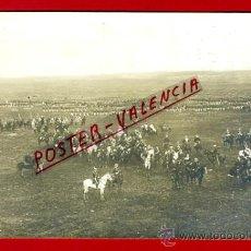Postales: POSTAL MELILLA , VISITA REY ALFONOS XIII 1911 , MILITARES MISA , FOTOGRAFICA , ORIGINAL , P79000C. Lote 38379525