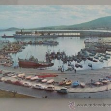 Cartes Postales: POSTAL DE MELILLA. AÑO 1978. PUERTO PESQUERO, BARCO HUNDIDO. 1079. . Lote 38389790