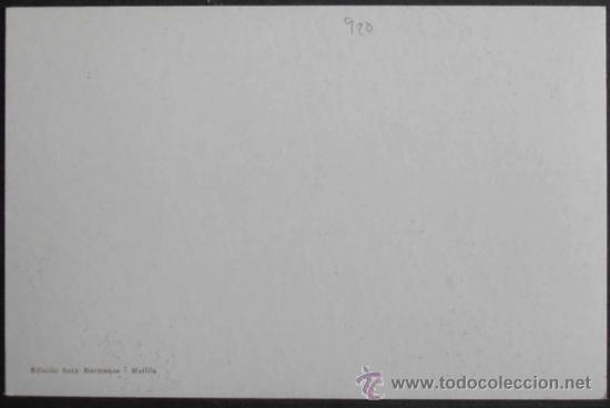 Postales: (920)POSTAL SIN CIRCULAR,CALLE DE CASTILLEJOS,MELILLA,MELILLA,MELILLA,CONSERVACION: - Foto 2 - 38829078