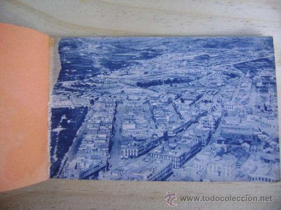 Postales: Librillo o estuche, bloc con 10 postales Melilla y su campo de aviación, M Arribas - Foto 7 - 38956976