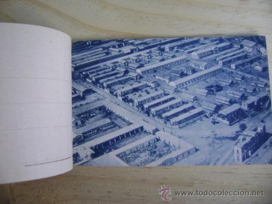 Postales: Librillo o estuche, bloc con 10 postales Melilla y su campo de aviación, M Arribas - Foto 2 - 38956976