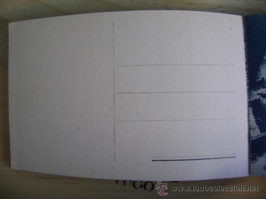 Postales: Librillo o estuche, bloc con 10 postales Melilla y su campo de aviación, M Arribas - Foto 4 - 38956976