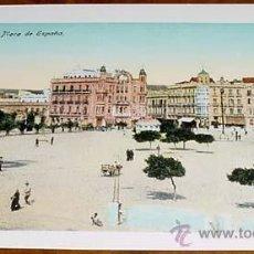Postales: ANTIGUA POSTAL MELILLA - PLAZA DE ESPAÑA - NO CIRCULADA - ED. BOIX HERMANOS.. Lote 39519632