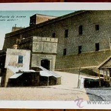Postales: ANTIGUA POSTAL MELILLA - PUERTA DE ACCESO AL PUEBLO ANTIGUO - NO CIRCULADA - ED. BOIX HERMANOS.. Lote 39519634