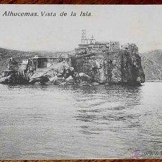 Cartoline: ANTIGUA POSTAL DE PEÑON DE ALHUCEMAS - MELILLA - ED. BOIX HERMANOS - NO CIRCULADA.. Lote 39547169