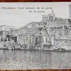 Postais: ANTIGUA POSTAL DE PEÑON DE ALHUCEMAS - MELILLA - ED. BOIX HERMANOS - NO CIRCULADA.. Lote 39547171