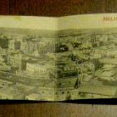 Postales: ANTIGUA POSTAL CUADRUPLE DE MELILLA - ED. BOIX HERMANOS, SIN CIRCULAR. Lote 39587596
