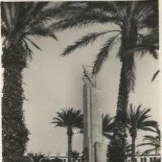 Postales: MELILLA Nº 4 - MONUMENTO A LOS CAIDOS - ED. BOIX HERMANOS. Lote 40300485