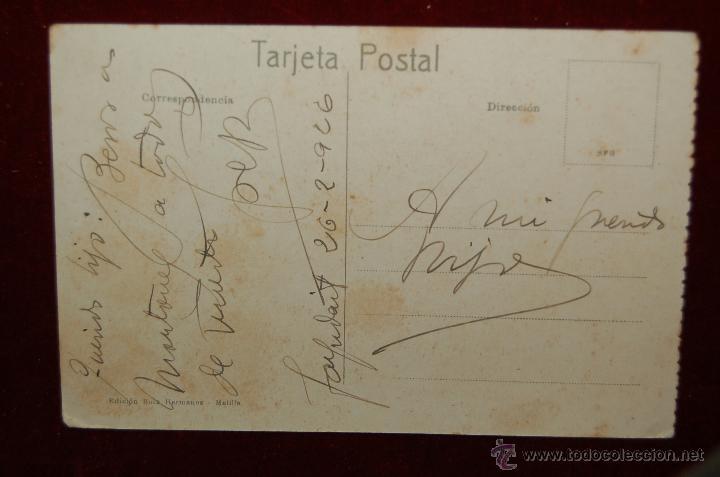 Postales: ANTIGUA POSTAL DE MELILLA. MUELLE VILLANUEVA. SIN CIRCULAR - Foto 2 - 42509464
