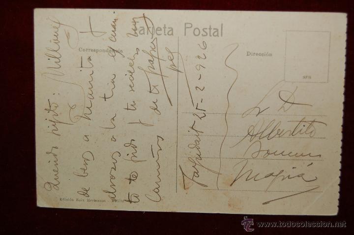 Postales: ANTIGUA POSTAL DE MELILLA. CALLE DEL GENERAL BUCETA. SIN CIRCULAR - Foto 2 - 42509520