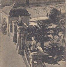 Postales: PS4244 MELILLA 'ENTRADA AL PARQUE HERNÁNDEZ'. EDICIÓN BOIX. SIN CIRCULAR. Lote 42663557