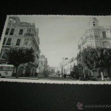 Postales: MELILLA TARJETA POSTAL FOTOGRAFICA VISTA URBANA. Lote 43206630