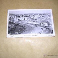 Postales: 7 - MELILLA VISTA PARCIAL FOTO IMPERIO CIRCULADA 1958 - 14X9 CM. . Lote 43550919