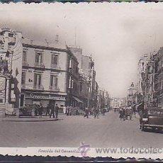 Postales: POSTAL MELILLA AVENIDA DEL GENERALISIMO . Lote 44232774