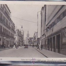 Postales: POSTAL MELILLA CALLE DEL EJERCITO ESPAÑOL. Lote 44232787