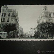 Postales: MELILLA TARJETA POSTAL FOTOGRAFICA VISTA URBANA AÑOS 20. Lote 44315350