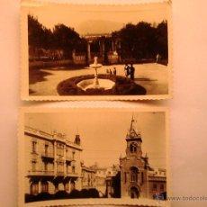 Postales: LOTE DE 2 POSTALES DE MELILLA. AÑOS 50. Lote 45389719