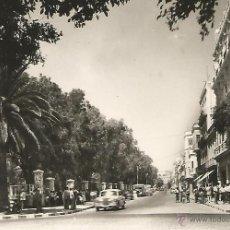 Postales: MELILLA - CALLE DEL GENERAL MARINA - Nº 1055 ED. RAFAEL BOIX. Lote 46018366