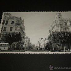 Postales: MELILLA TARJETA POSTAL FOTOGRAFICA VISTA URBANA. Lote 46221257