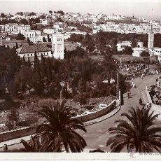 Postales: TÁNGER. VUE PRISE DE LA VILLA DE FRANCO. 15 DE AGOSTO DE 1947.CIRCULADA. FRANCO PERFIL 50 CTS.. Lote 46352591