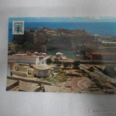 Postales: POSTAL MELILLA LA CIUDAD ANTIGUA CIRCULADA. Lote 47528301