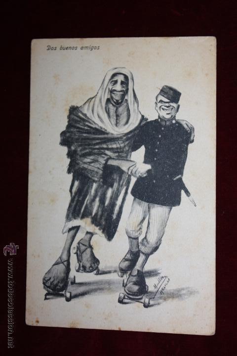 POSTAL MELILLA (Postales - España - Melilla Antigua (hasta 1939))