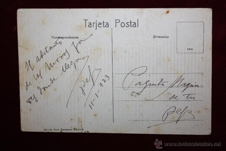 Postales: POSTAL MELILLA - Foto 2 - 47771076