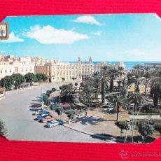 Postales: PLAZA DE ESPAÑA - MELILLA. Lote 47817862