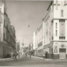 Postales: MELILLA - CALLE EJÉRCITO ESPAÑOL - Nº 1051 ED. RAFAEL BOIX. Lote 47850308