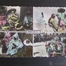 Postales: ANTIGUA POSTAL DE MELILLA. Lote 48697252