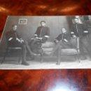 Postales: ANTIGUA POSTAL MELILLA GRUPO SUBOFICIALES EJERCITO ESPAÑOL GERRA AFRICA SIN ESCRIBIR CIRCA 1914. Lote 48730512