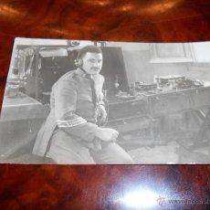 Postales: ANTIGUA POSTAL MELILLA OFICIAL ING. CORREOS EJERCITO ESPAÑOL GERRA AFRICA ALHUCEMAS ENERO 1909. Lote 48730731
