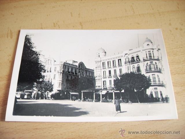 MELILLA -- PLAZA DE ESPAÑA -- (Postales - España - Melilla Moderna (desde 1940))