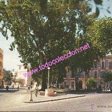 Postales: MELILLA . PLAZA DE TORRES QUEVEDO - POSTAL DE 1958. Lote 24723759