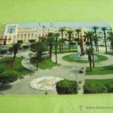 Postales: MELILLA -- PLAZA DE ESPAÑA --. Lote 50544174