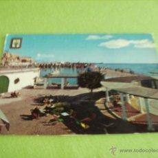 Postales: MELILLA -- CLUB MARITIMO --. Lote 50544187