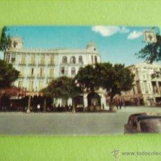 Cartoline: MELILLA -- TERRAZA BAR METROPOL Y CINE MONUMENTAL --. Lote 50544224