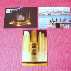 Postales: 3 POSTALES DE MELILLA. Lote 50734949