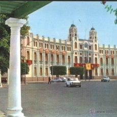 Postales: MELILLA - PLAZA DE ESPAÑA. Lote 50798529