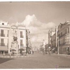Postales: MELILLA MONUMENTO A LOS CAÍDOS DE LA CRUZADA 1960. Lote 13404564