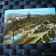 Postales: POSTAL DE MELILLA -PARQUE HERNANDEZ - BONITA VISTA VER LAS FOTOS QUE NO TE FALTE EN TU COLECCION. Lote 51518012