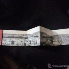 Postales: CARNET POSTAL RECUERDO DE MELILLA. BOIX HERMANOS, POSTAL CUADRUPLE Y DOBLE. 20 POSTALES.. Lote 51715110