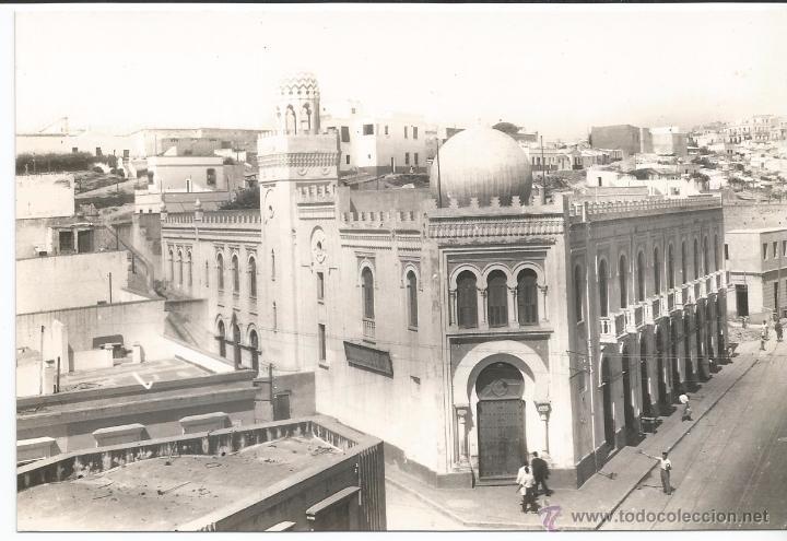 MELILLA - LA MEZQUITA - Nº 1044 ED RAFAEL BOIX (Postales - España - Melilla Moderna (desde 1940))