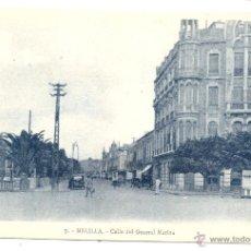 Postales: MELILLA. Lote 52466649