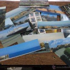 Postales: 10 POSTALES Y CINCO MARCAPAGINAS DE MELILLA. Lote 52998802