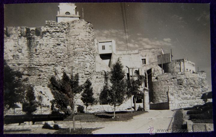 POSTAL DE MELILLA. Nº1073 PLAZA DE LAS ARMAS. AÑOS 50. (Postales - España - Melilla Moderna (desde 1940))