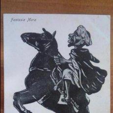 Postales: FANTASIA MORA. MELILLA. ED. BOIX HERMANOS.. Lote 53151189