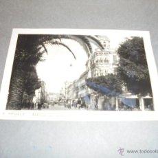 Postales: 3 MELILLA - AVENIDA DEL GENERALISIMO . L. ROISIN FOTO 14X9 CM. CIRCULADA . Lote 53749566